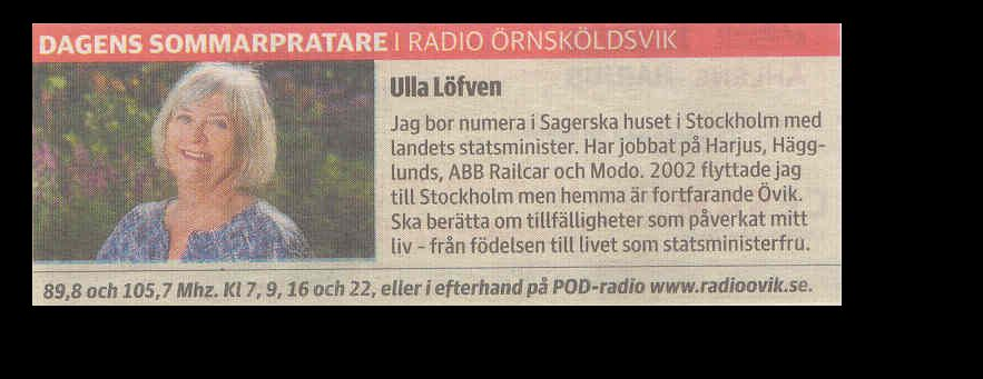 Ulla Löfven