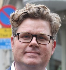 Gunnar Strömmer