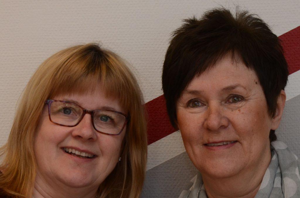 Elisabeth Eriksson & Agneta Westberg