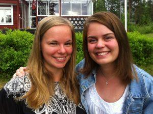 Josefine Pettersson & Gabriella Weil